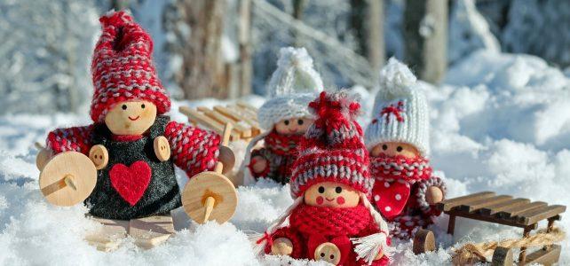 Dein 4-Wochenplan für entspannte Weihnachten!