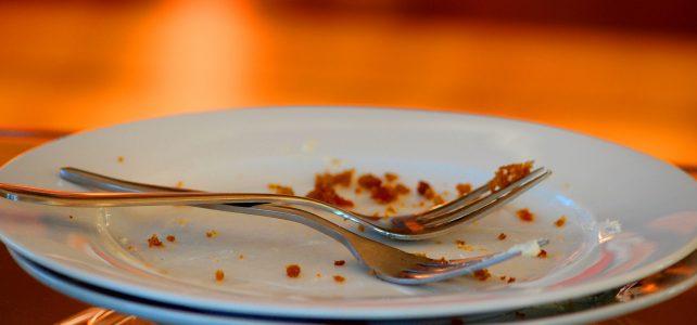 Eigentlich wollte ich ja gar nicht so viel essen!