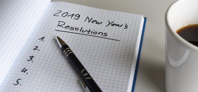 Neujahrsvorsätze einmal anders!